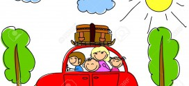 11325484-happy-family-going-on-holiday-by-car--Stock-Vector-traveling